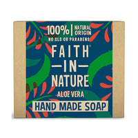 Faith In Nature Hand Made Soap, Aloe Vera & Ylang Ylang Soap