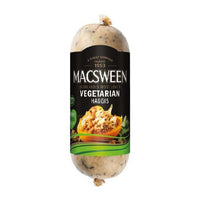 MacSween Single Serving Vegetarian Haggis (200g)