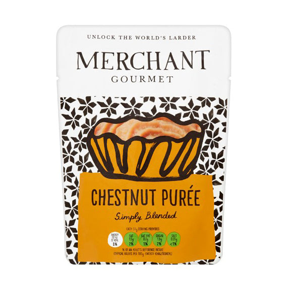 Merchant Gourmet Chestnut Puree (200g)
