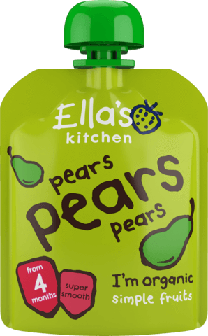 Baby Food - Ella's Kitchen Baby Food Pouches (4m+) (Various)