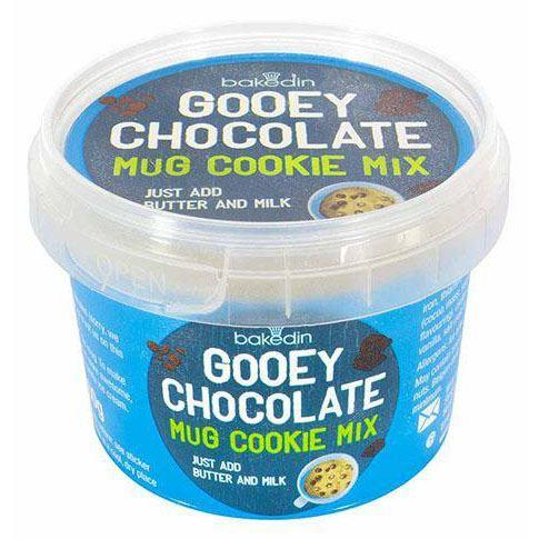 Baking - Baked In - Gooey Chocolate Mug Cookie Mix (60g)