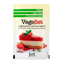 Baking - Just Wholefoods - Vegeset (vegan Setting Agent) (25g)