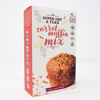 Baking - Sweetpea Pantry - Super Oat Carrot Muffin Mix With Oats & Flax (Gluten-Free) (220g)