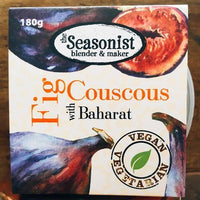 Baking - The Seasonist - Fig Couscous With Baharat (180g)