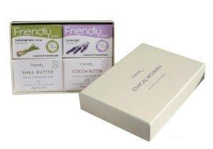 Friendly Soap - Ethical Woman Gift Set - TheVeganKind