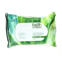 Faith In Nature 3 in 1 Facial Wipes - TheVeganKind