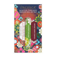 Beauty - Body - Pacifica Beauty - Winter Dreams Perfume Roll-on Trio (3 X 10ml)