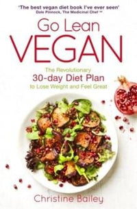 Book - Go Lean Vegan - The Revolutionary 30-day Diet Plan