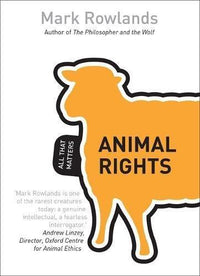 Books - Animal Rights: All That Matters