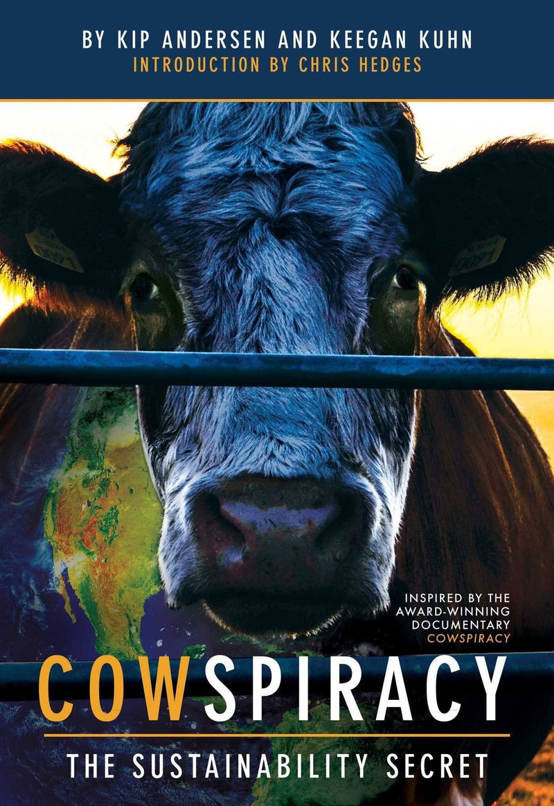 Books - Cowspiracy - The Sustainability Secret