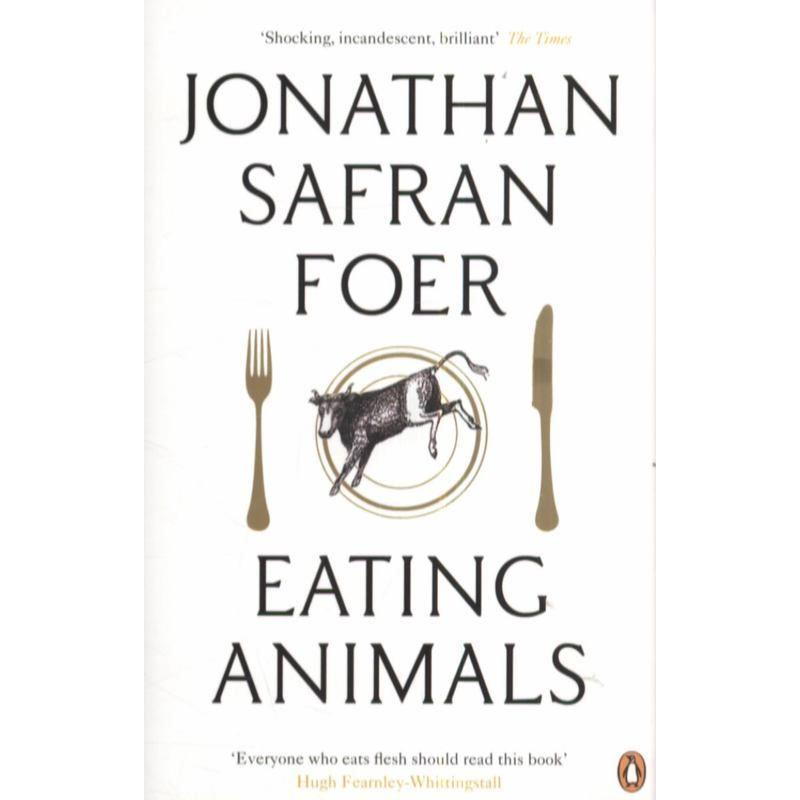 Books - Eating Animals - Jonathan Safran Foer