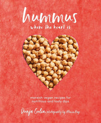 Books - Hummus Where The Heart Is - Dunja Gulin