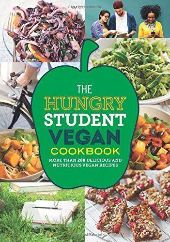 Books - The Hungry Student Vegan Cookbook