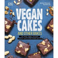 Books - Vegan Cakes And Other Bakes - Jérôme Eckmeier And Daniela Lais