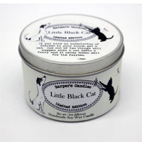 Candles - Harper's Candles - Autumn & Winter Candle - Little Black Cat