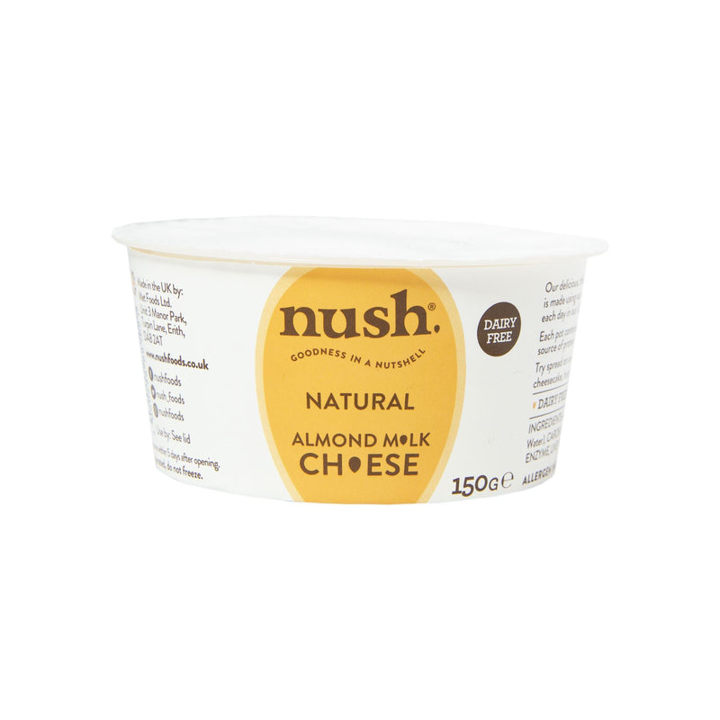 Cheese - Nush - Natural Almond Cheese Spread (150g)