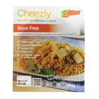 Cheese - Vbites - Cheezly Cheddar Style - Soya Free (190g)