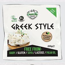 Cheeses - Green Vie - Greek Style - Vegan Feta Cheese (200g)