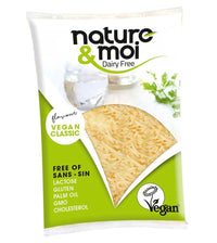 Cheeses - Nature & Moi - Grated Classic White Cheddar Cheese (200g)