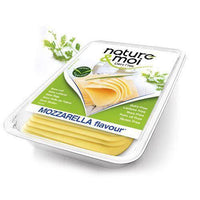 Cheeses - Nature & Moi - Mozzarella Style Cheese Slices (200g)