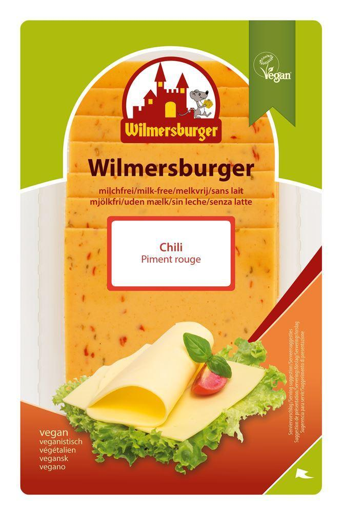 Cheeses - Wilmersburger - Chilli Flavour Slices (150g)