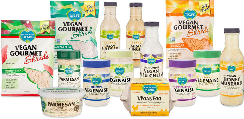 Follow Your Heart Salad Dressings - (Various) (355ml) - TheVeganKind