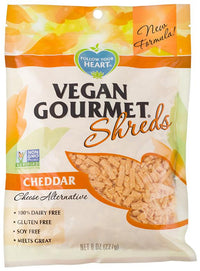 Follow Your Heart  Shredded & Grated Vegan Cheese- (Various) - TheVeganKind