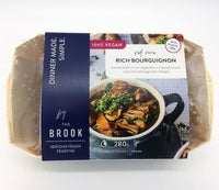 Chilled Ready Meals - The Brook - Red Wine Rich Bourguignon (280g)