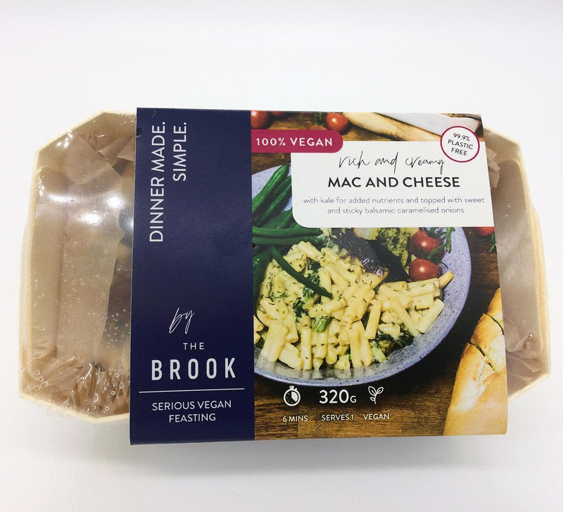 Chilled Ready Meals - The Brook - Rich And Creamy Mac & Cheese (320g)