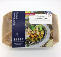 Chilled Ready Meals - The Brook - Three Lime Coconut Dal (280g)