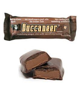 Chocolate Bars - Go Max Go - Buccaneer Bar - Fluffy Chocolate Nougat (57g)