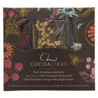 Chocolates/Bars - Cocoa Libre - Mini Slab Gift Set (120g)