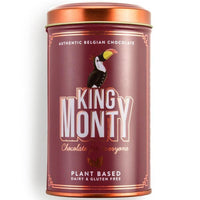 Chocolates/Bars - King Monty - 71% Purest Ecuador Tin (130g)