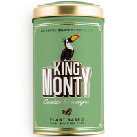 Chocolates/Bars - King Monty - Hazelnut Crunch Tin (130g)