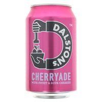 Cold Drinks - Dalston's - Cherryade (330ml)