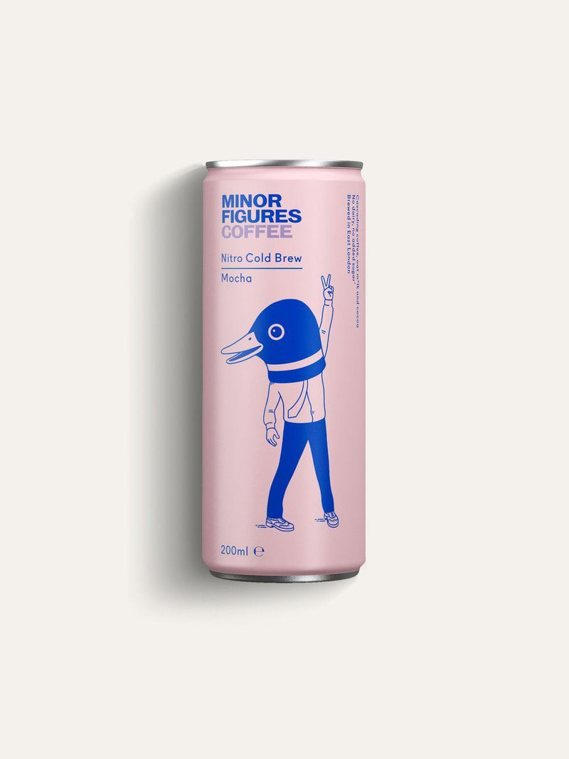 Cold Drinks - Minor Figures - Nitro Cold Brew Coffee