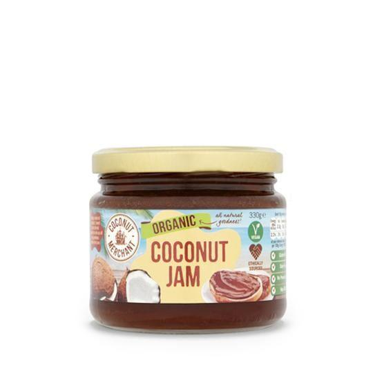 Condiments & Spreads - Coconut Merchant - Organic Coconut Jam (330g)