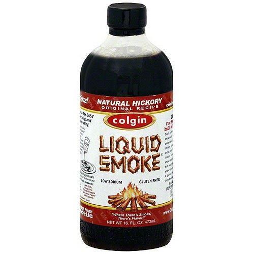 Condiments & Spreads - Colgin - Natural Hickory Liquid Smoke (Various)