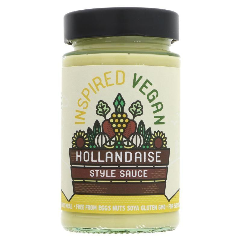 Condiments & Spreads - Inspired Vegan - Hollandaise Style Sauce (250g)