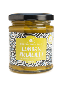 Condiments & Spreads - Rubies In The Rubble Relish - London Piccalilli (210g)