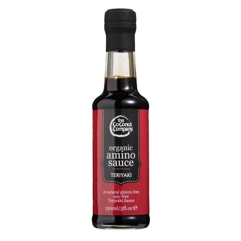 Condiments & Spreads - The Coconut Company - Organic Amino Sauce - Teriyaki (150ml)