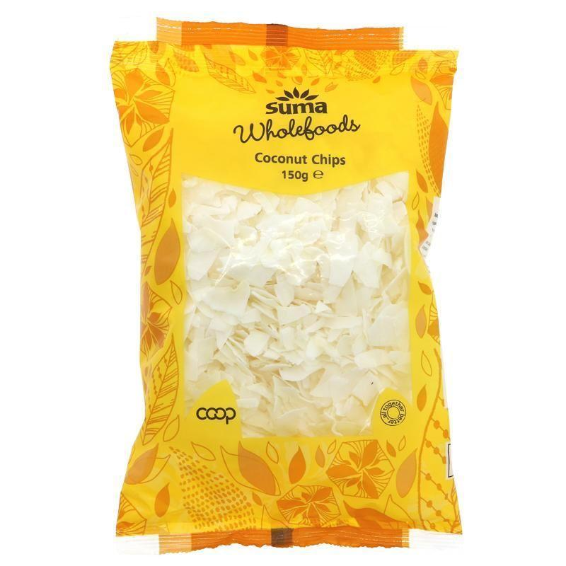 Dried Fruits - Suma - Coconut Chips (150g)