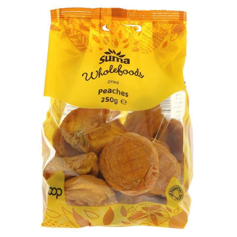 Dried Fruits - Suma - Dried Peaches (250g)