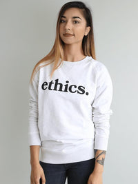 Ethical Clothing - ETHCS Ethics Unisex Sweatshirt
