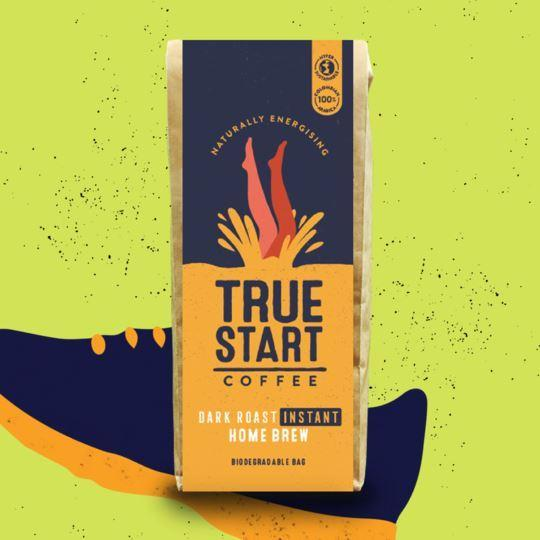 Hot Drinks - TrueStart - Home Brew Coffee - Premium Instant (80g)