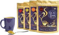 Hot Drinks - Turmerlicious - Dairy Free Instant Drink (Various)