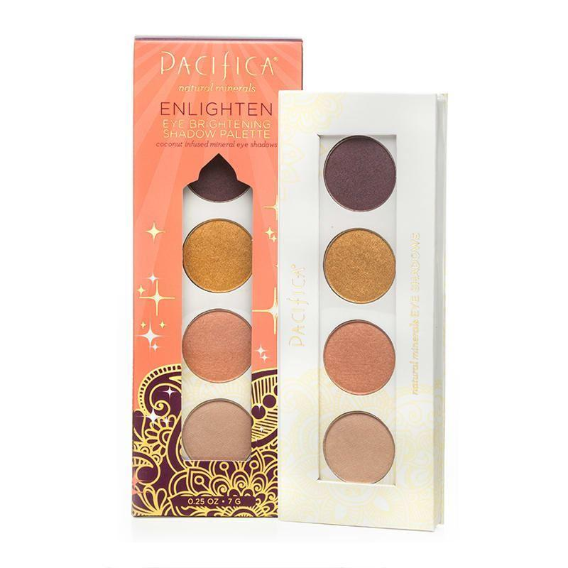 Makeup - Pacifica Beauty - Enlighten Eye Brightening Shadow Palette (7g)