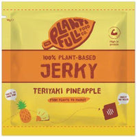 Meat Style - The Plantifull Food Co - 100% Plant Based Jerky - Teriyaki Pineapple (30g)