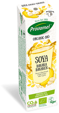 Milks - Provamel Soya Banana Drink (250ml)