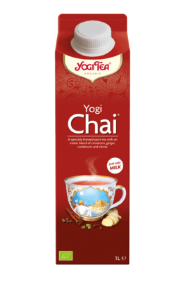 Milks - Yogi Tea Organic Yogi Chai (Just Add Milk) (1ltr)
